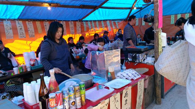 境内の売店は2軒で扱いがあってどちらも300円、酒粕の甘酒ということで甘いのですがアルコール度数あるぞ、というパンチある味わいでした。