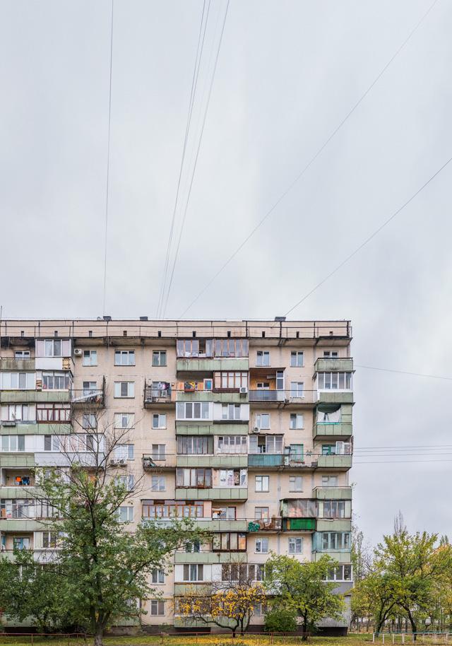 知らないのに「ホーム感」ある。帰るべき場所はここだ感。ウクライナの実家だ。ただいま。