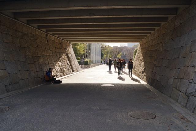 このトンネルです。