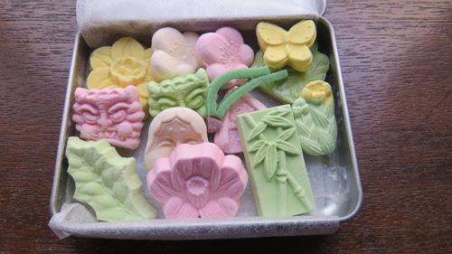 新潟の丸屋本店「お干菓子詰め合せ」