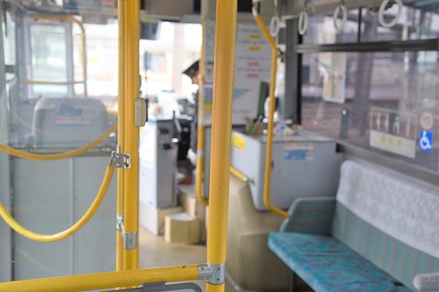 今でもバスに乗ると少し緊張する。 ※画像は暴言運転手とは無関係のイメージです