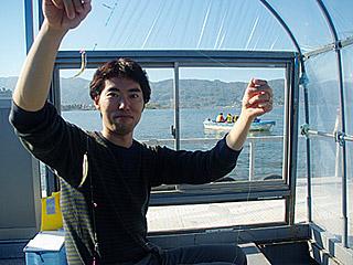 ドーム船と呼ばれる湖上に浮かんだビニールハウスなんて天国ですよ。