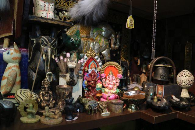 インドやネパールの商品。
