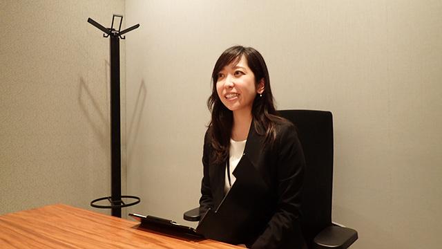 面接担当者は実際にニフティで面接を担当している米田さんです。
