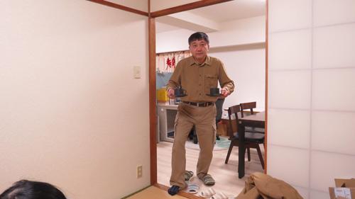 ここ、「大人力検定」でおなじみ、伊勢うどんファンとしても有名なコラムニストの石原壮一郎さんの事務所なんである