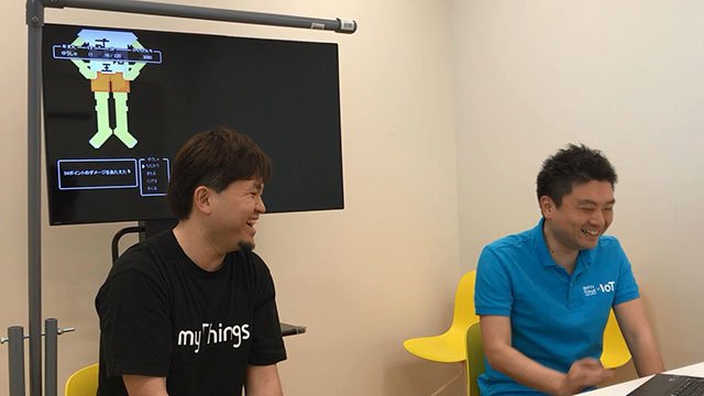 しかしレベル11の相手ではない。松田さんの表情にも余裕が