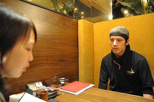 話を聞かせてくれた店長の野村慶佑(のむら・けいすけ)さん