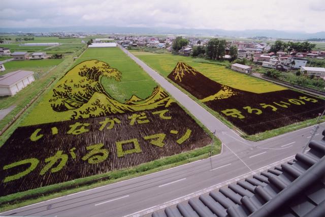 2007年「神奈川沖浪裏と赤富士」いまならもっと……ちゃんと作れる