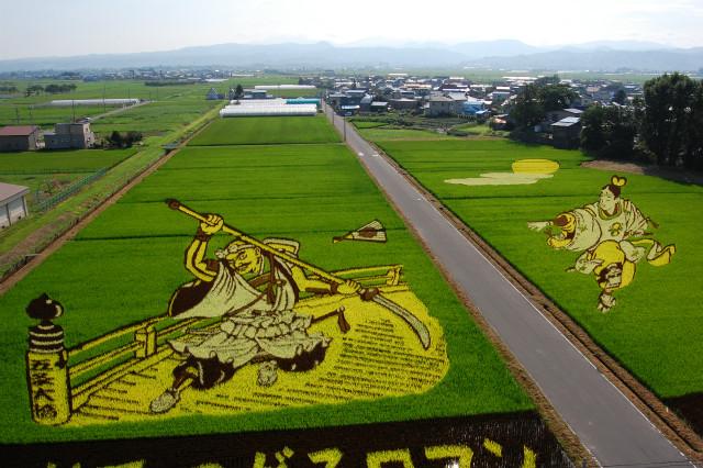 2010年「弁慶と牛若丸」