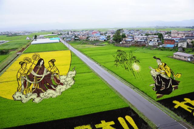 2011年「竹取物語」