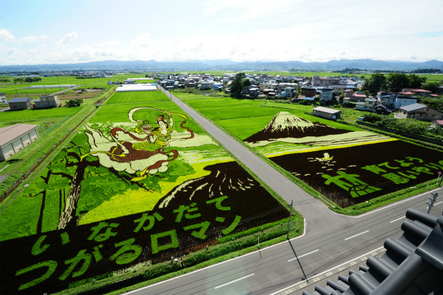 2014年「富士山と羽衣伝説」