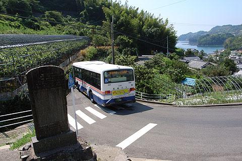 なお、狭隘路線についてはT・斎藤さんの書かれた「長崎・狭隘路線めぐり」をご覧に入れたし。