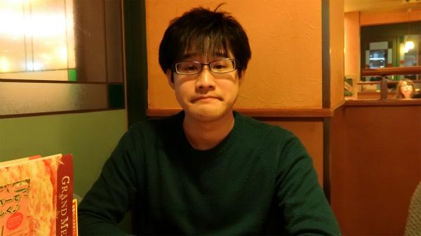 知り合いのミステリー作家。能登さん、いや篠澤寄夫さん。