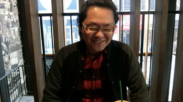 大沢さんありがとうございました。ちなみにカルカルはお台場から渋谷に移動してから連日、イベントがあって忙しいそうです。