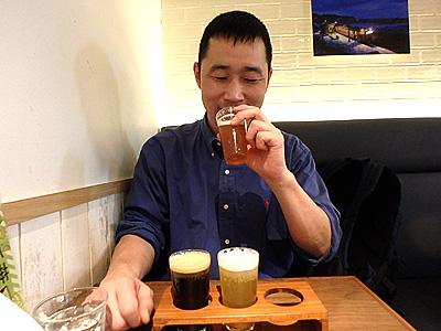 3時のおやつタイムに地ビールキメた!