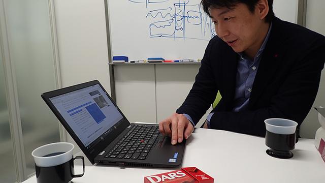 中村さんにTOCANAの記事を見てもらった。今度一緒に編集部を締め上げに行きましょう。
