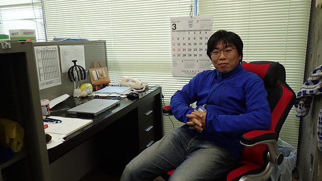 伊藤先生。