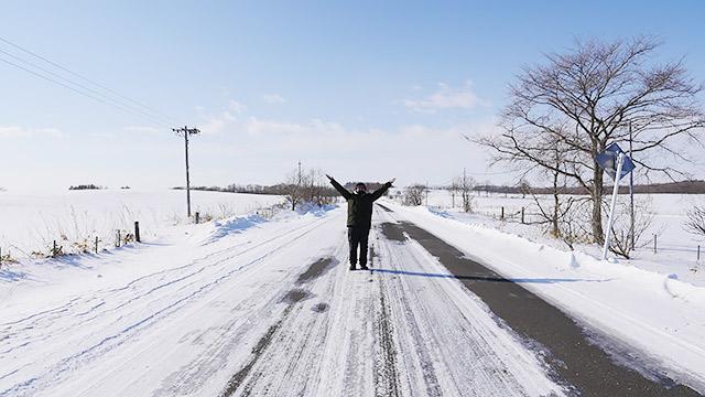 ということで、北海道の道東エリアに来ております!