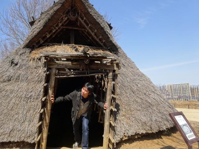通勤通学に便利な竪穴式住居のご紹介です