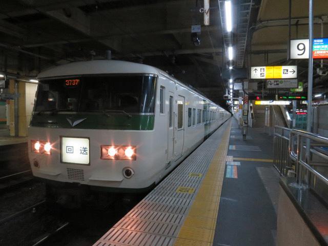 1晩に5本も出るゆうづるの最終列車がここから出発していた