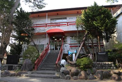 ちなみにこちらは併設の戸田造船郷土資料博物館。造船資料や日露友好の歴史を紹介している。郷土史好きにはこっちも楽しいよ!