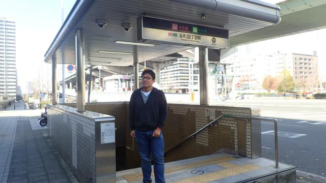 住居表示板マニアの吉村さん