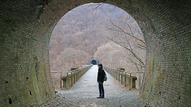 平成24年のJR東日本ポスターと全く同じ構図!