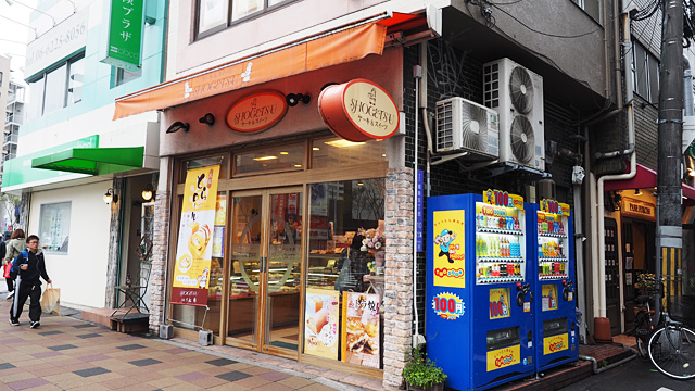 大阪に3店舗かまえるという松月さん。伊丹空港にもお店が入っているそうだ。