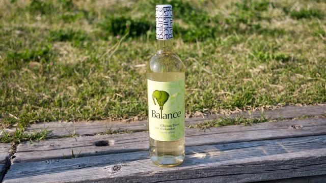 赤ワインとおなじ「バランス」というワインの白