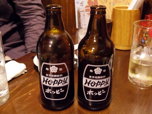 お店で偶然2種類の瓶が揃ってしまうのは今だけかも
