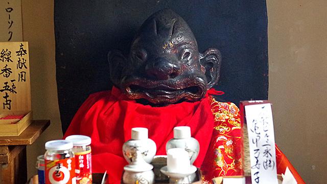 これが日本一古いビリケンさんだ!