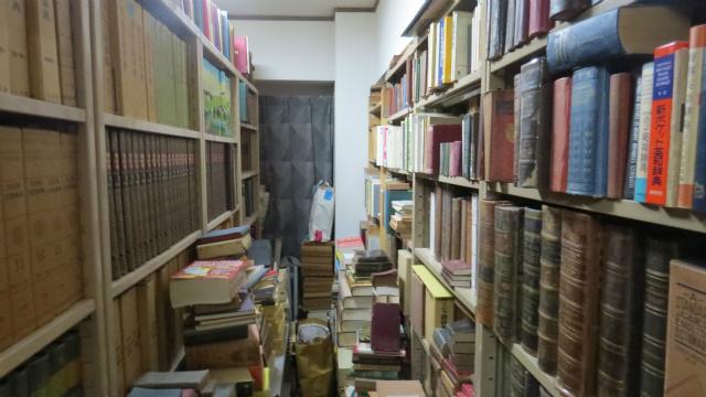 国語辞典だけではなく、百科事典、英語辞典などもこのありさま