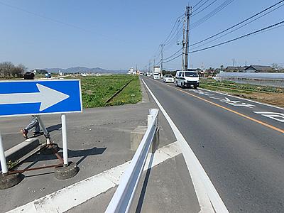 地方は道が大体車仕様で、突然歩道が切れていて歩くのも走るのも困る。というか、歩いている人がほとんどいない。