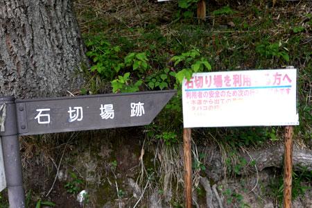 それが、群馬県にある「藪塚石切場跡」