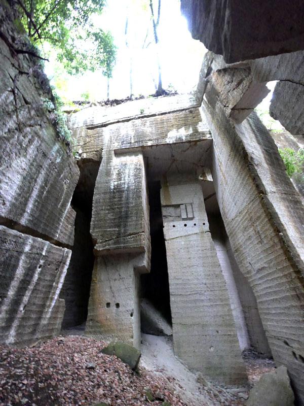 何というか……古代の神殿っぽさがタマラナイ!