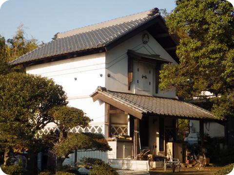 【参考】横浜市郊外の土蔵