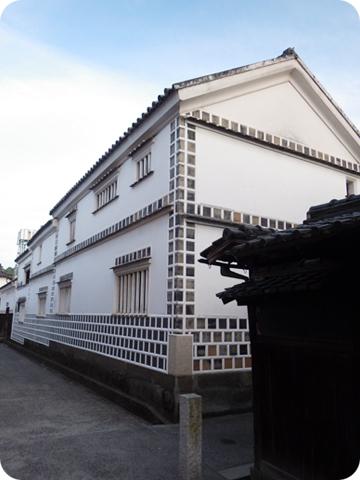 【参考】岡山県倉敷の土蔵
