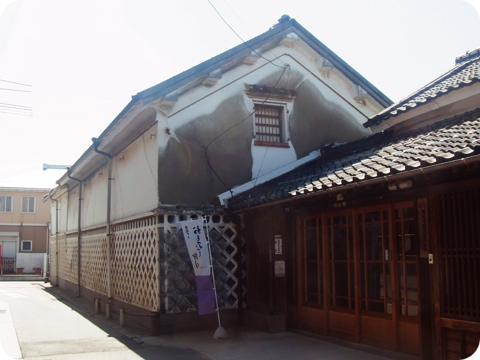 【参考】福岡県柳川の土蔵
