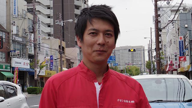 ジロン自動車の吉田さん