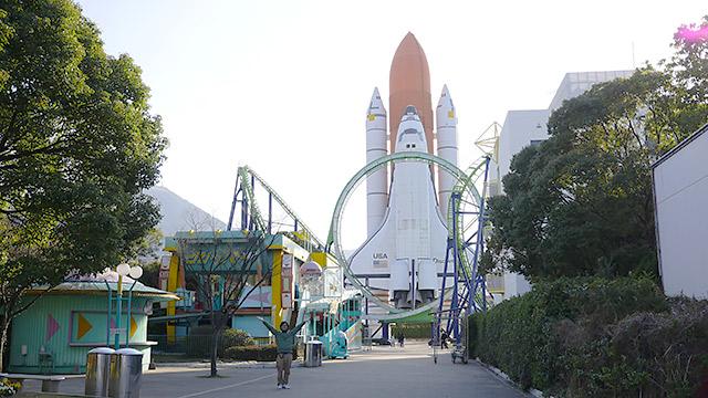 もうすぐ閉園することが決まっている福岡のテーマパーク「スペースワールド」。絶叫マシンから隕石まで、さまざまなニーズに応えてくれます。行くなら今!(安藤)
