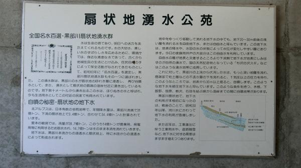 ちなみに水にまつまる知識が得られる施設である。