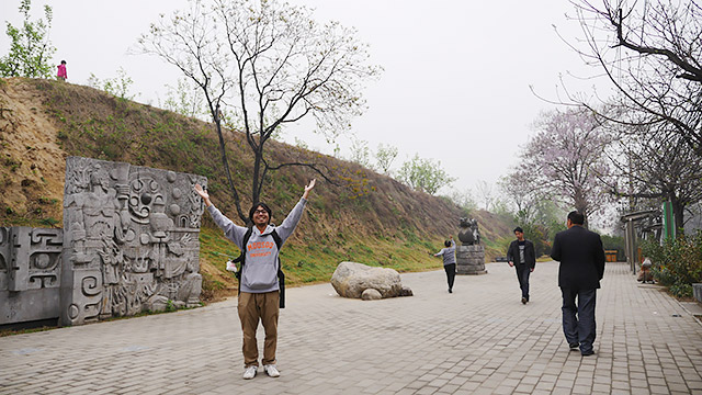 鄭州商城遺跡