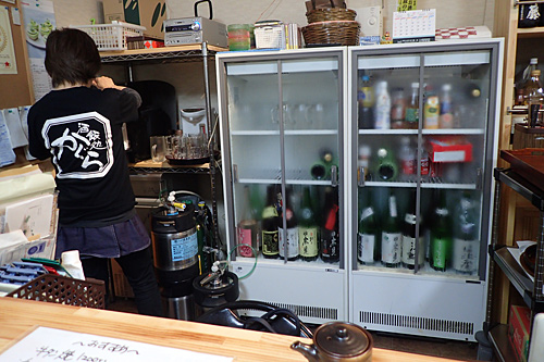 地の酒と地の魚が揃う、とても良い店でした。