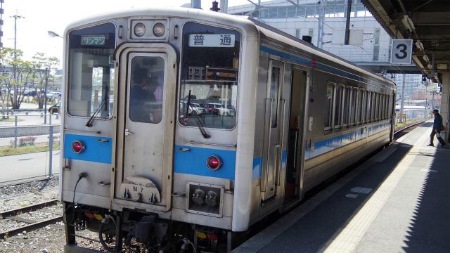 電車か汽車か問題