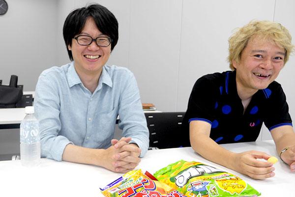 北村さん、コーンポタージュとチーズの区別がつかないわけじゃないですよね!?
