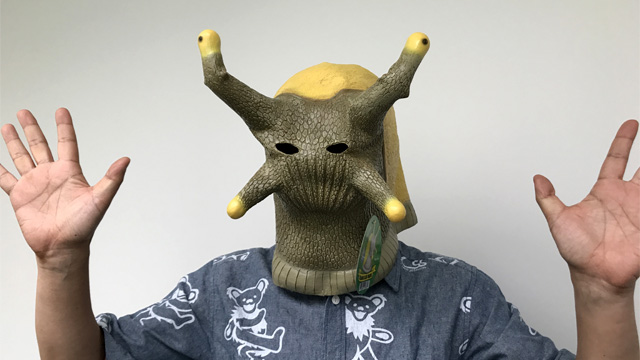 マスクはハト以降もどんどん進化してついにここまで来ている