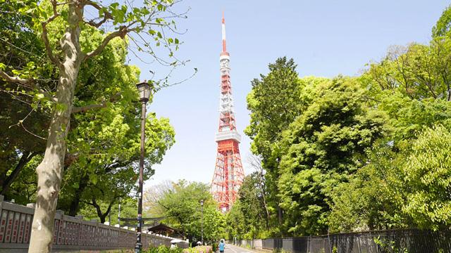 東京タワーへは何度か行ったことがあったが、中に神社があることは最近ぐらいまで知らなかった