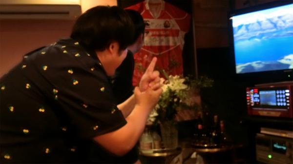 住さんに言われて五郎丸をやったが忍者に近いし、見てない。