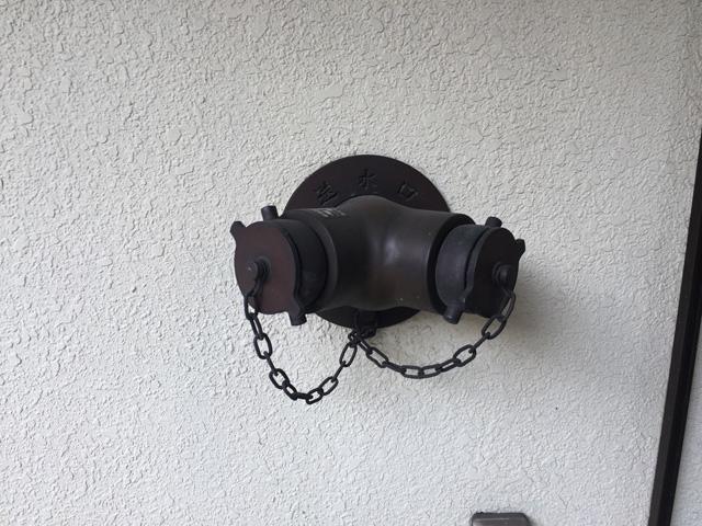 壁から出ているタイプももちろんある。