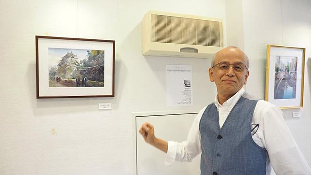 大活躍の伊藤さんの絵。